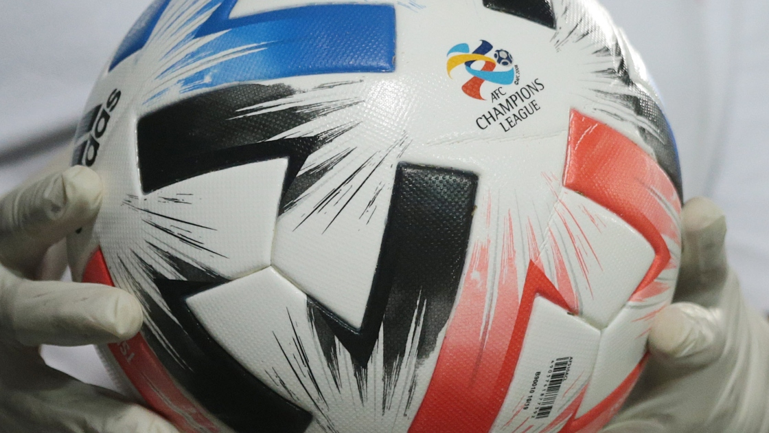 AFC Champions League East Zone match ball