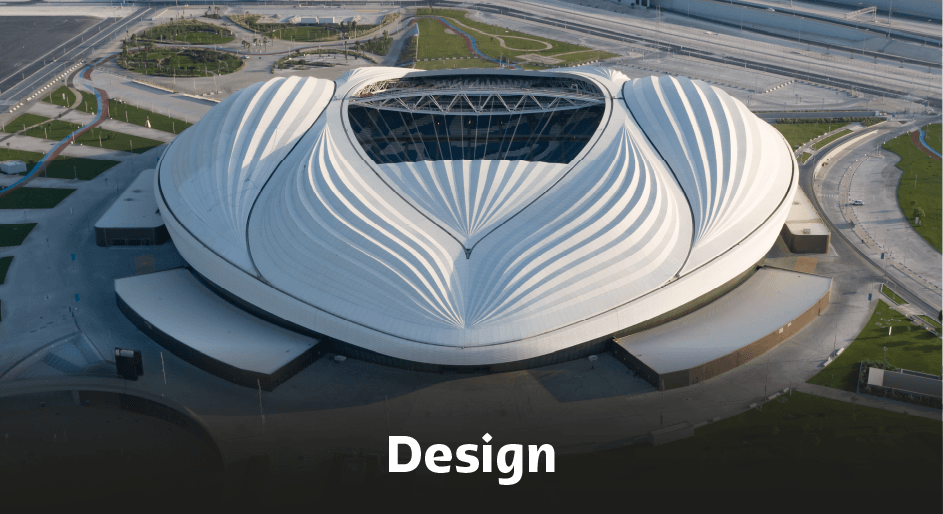 Al Janoub Stadium Design.
