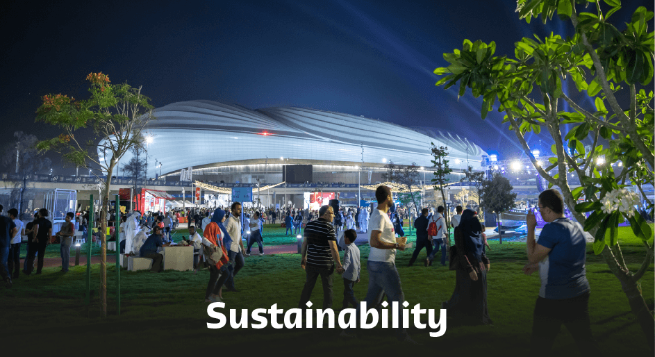 Al Janoub Stadium Sustainability.