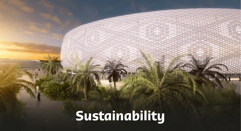 Al Thumama Stadium Sustainability.
