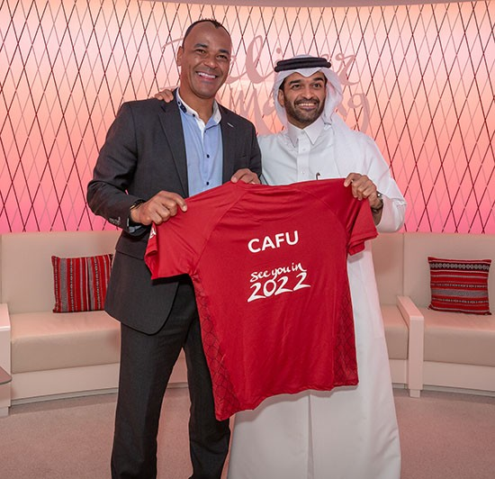cafu with sg