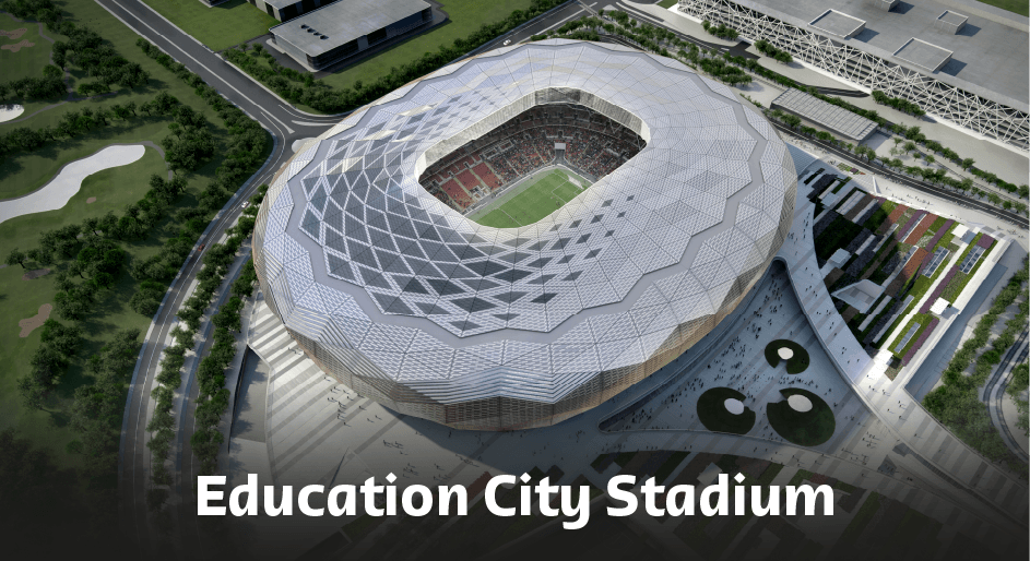 Education City Stadium.