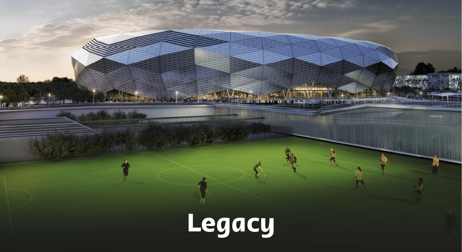 Education City Stadium Legacy.