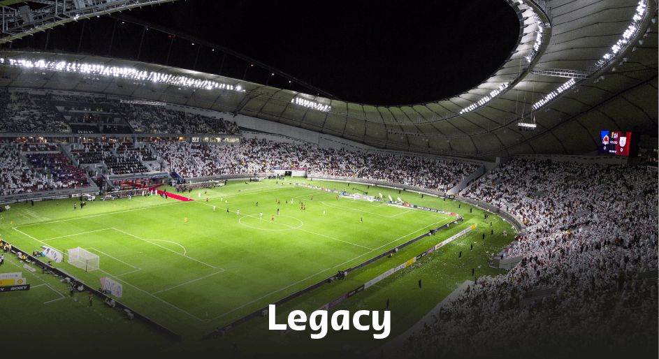 Khalifa International Stadium Legacy.