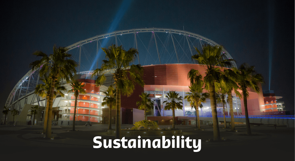 Khalifa International Stadium Sustainability..