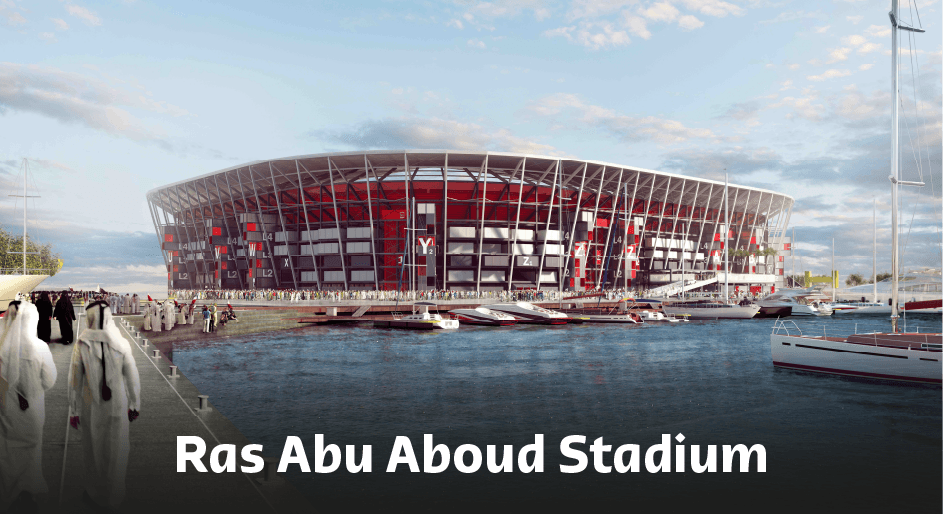 Ras Abu Aboud Stadium.