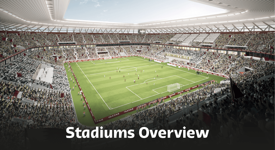 Stadiums Overview.