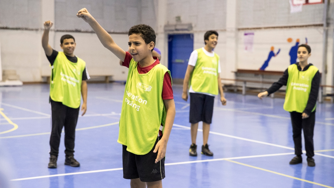 Qatar 2022 legacy programme helps people keep fit during COVID-19 pandemic