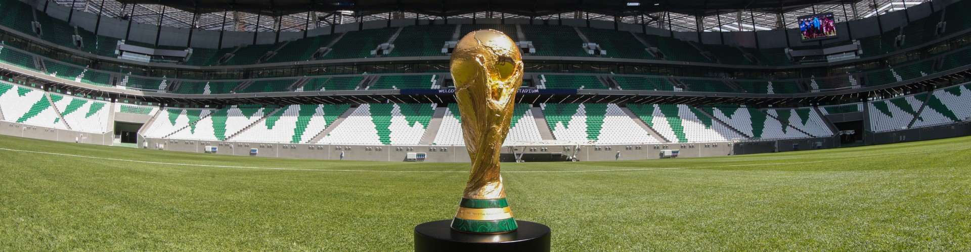 The FIFA World Cup™ Winner's Trophy