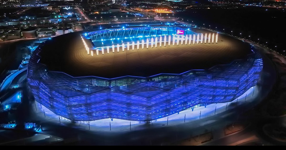 Education City Stadium | See You In 2022