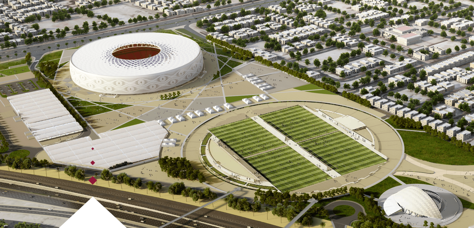 Al Thumama Stadium